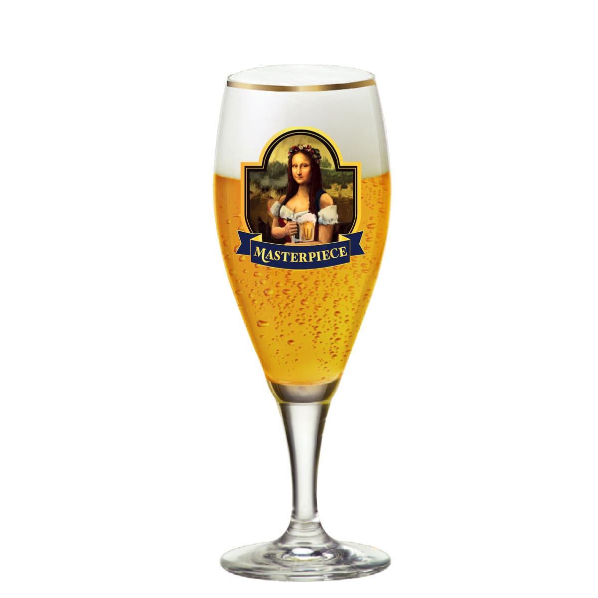 Taça Cerveja MasterPiece Gourmet Crystal P 320ml