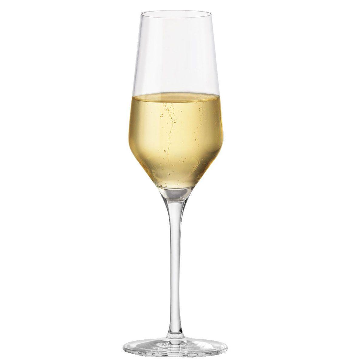 Taça Champagne - Taça Champanhe Jogo Passion 200ml Kit 4 Pcs