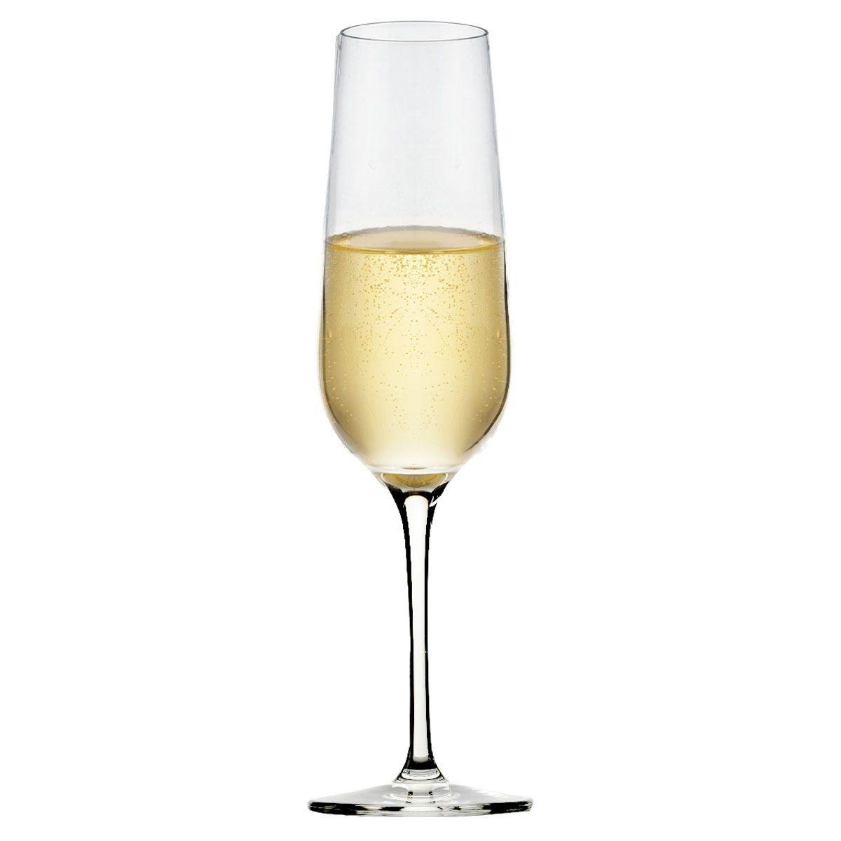 Taça Champagne - Taça Champanhe Sensation Flute 200ml