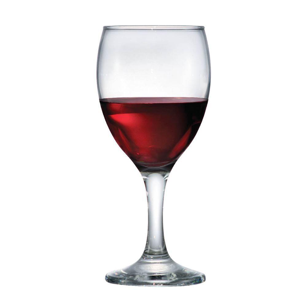 Taça de Água e Vinho Roma Vidro 300ml 2 Pcs
