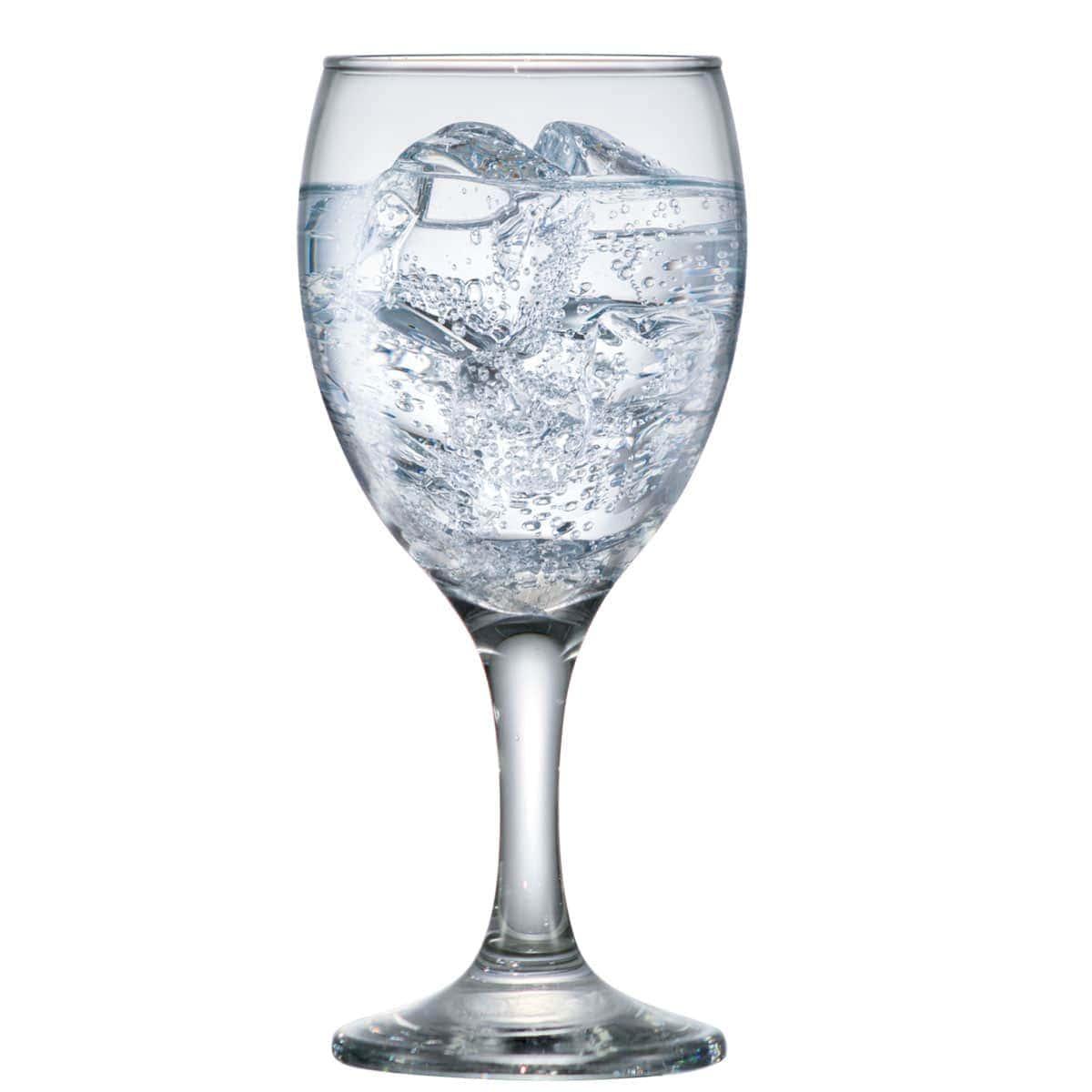 Taça de Água e Vinho Roma Vidro 300ml 4 Pcs
