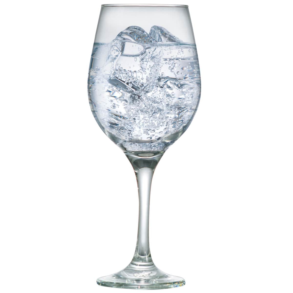 Taça de Água One Vidro 490ml 6 pcs