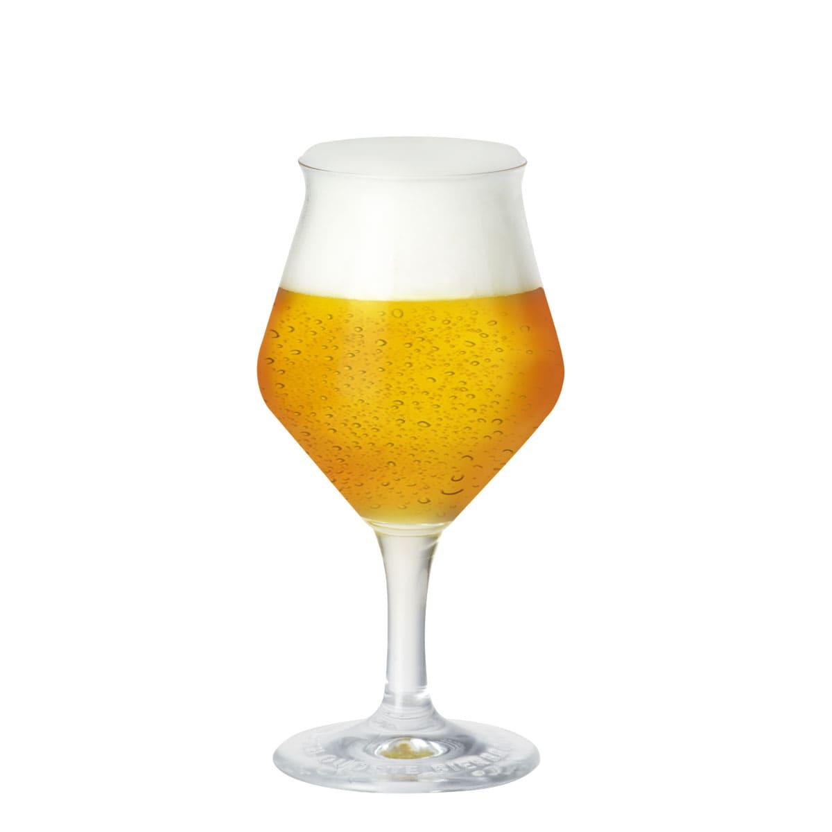 Taça de Cerveja Cristal Teku Beer Sommelier 435ml