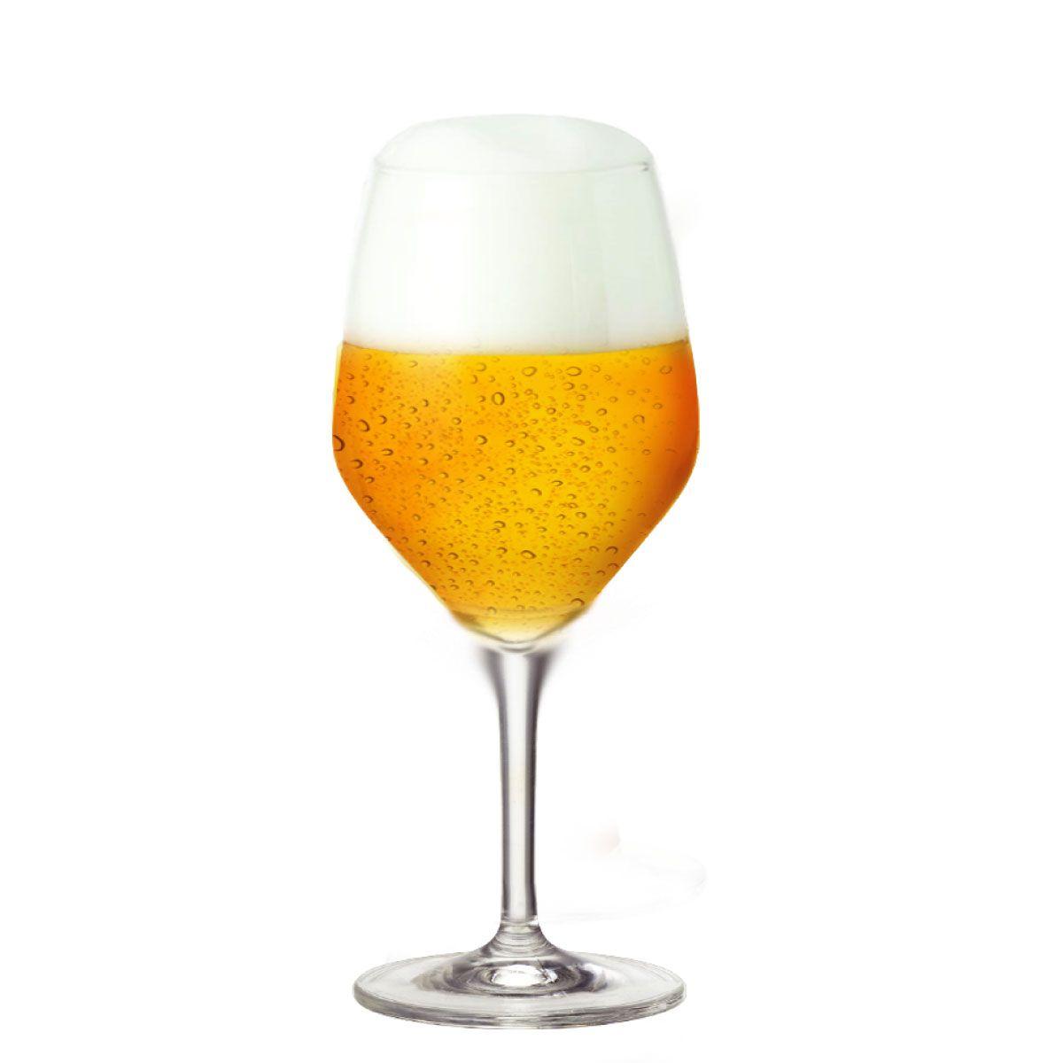 Taça de Cerveja Beer Sommelier Elegance 615ml