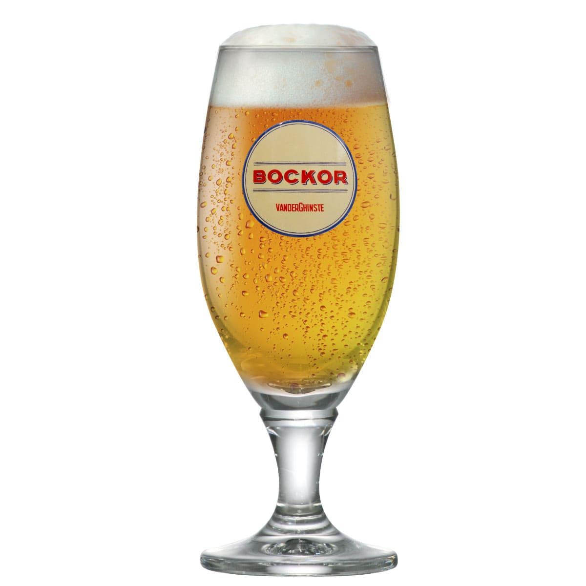 Taça de Cerveja Bockor Cervejas do Mundo Vidro