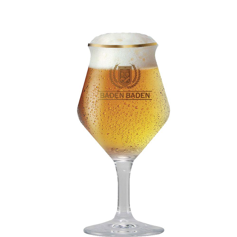 Taça de Cerveja Cristal Baden Baden Degustação 435ml