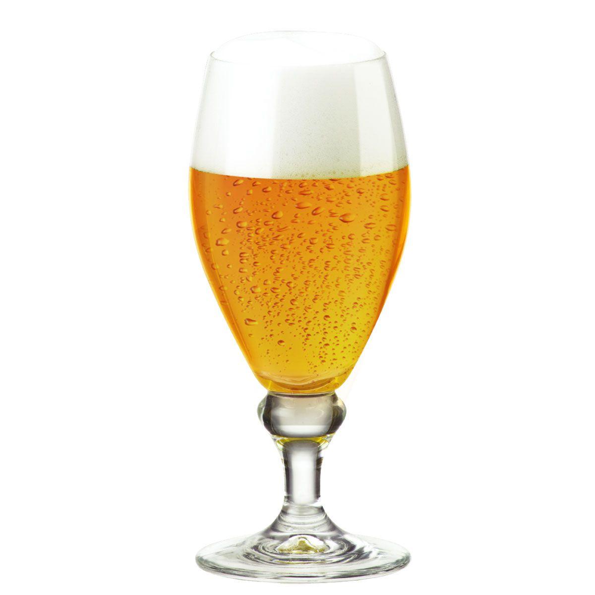 Taça de Cerveja Cristal Calice Continental 385ml