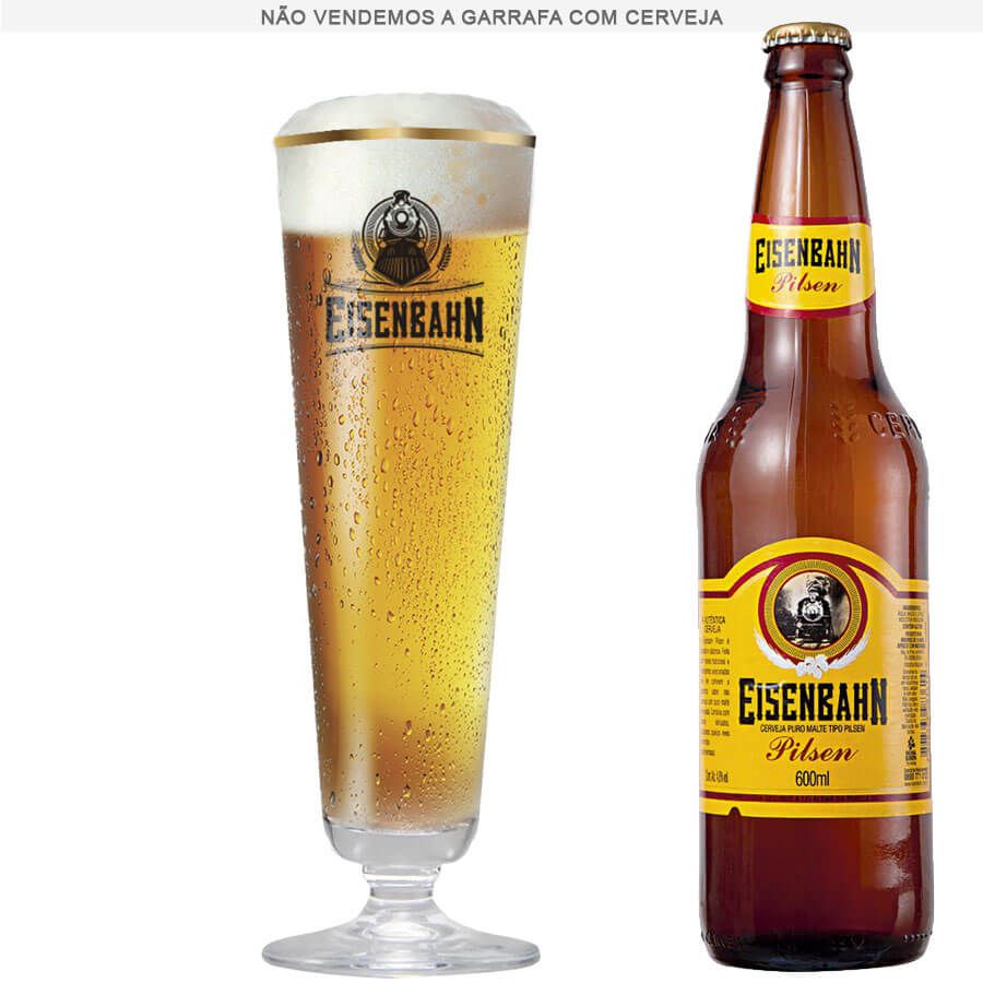 Taça de Cerveja Cristal Eisenbahn Pilsner 325ml