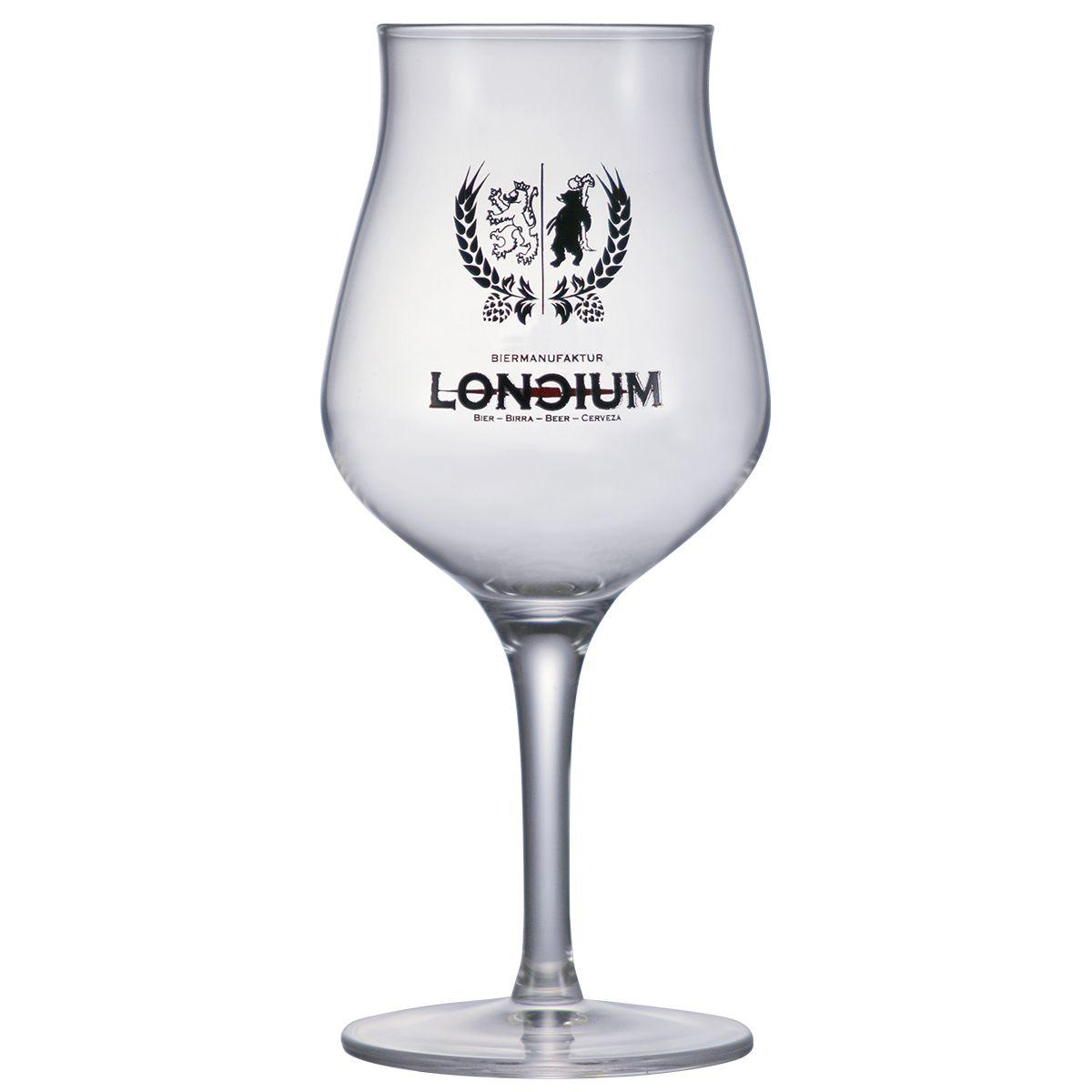 Taça de Cerveja Cristal Teku Loncium 440ml