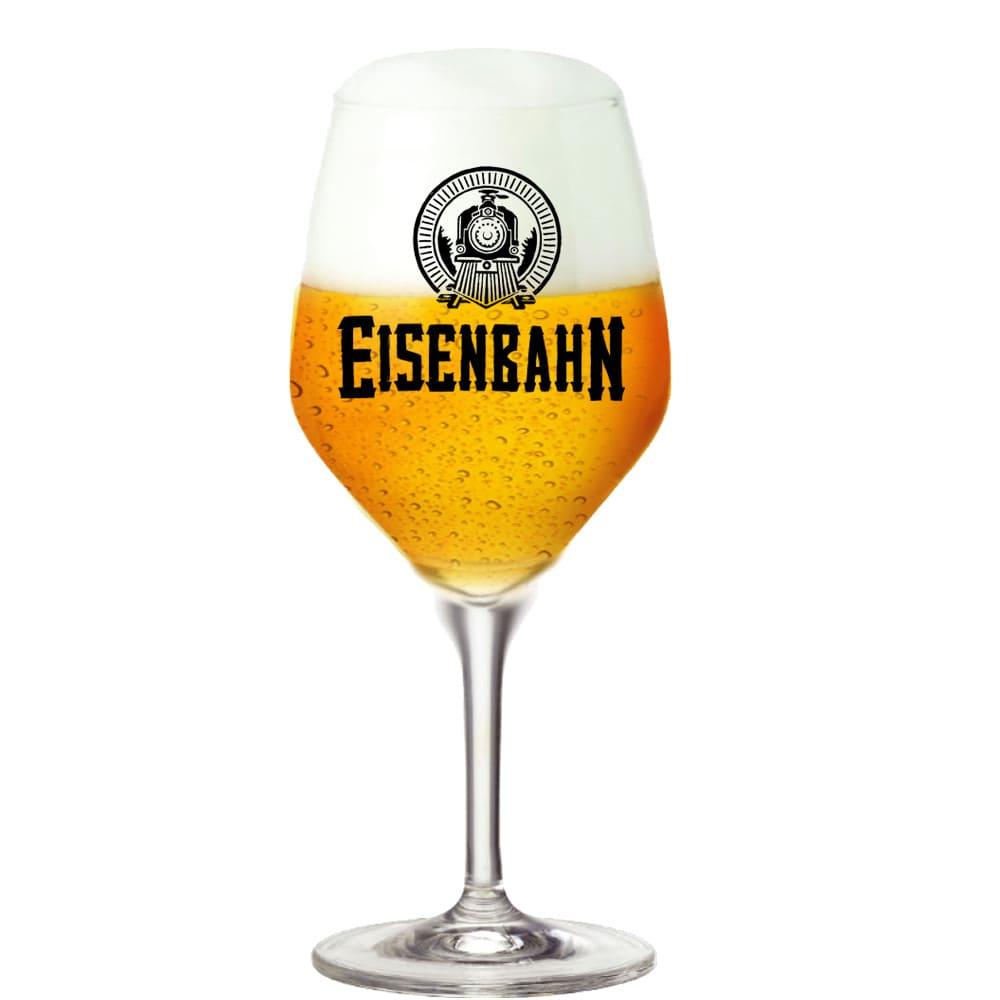 Taça de Cerveja Eisenbahn Sommelier Elegance 615ml