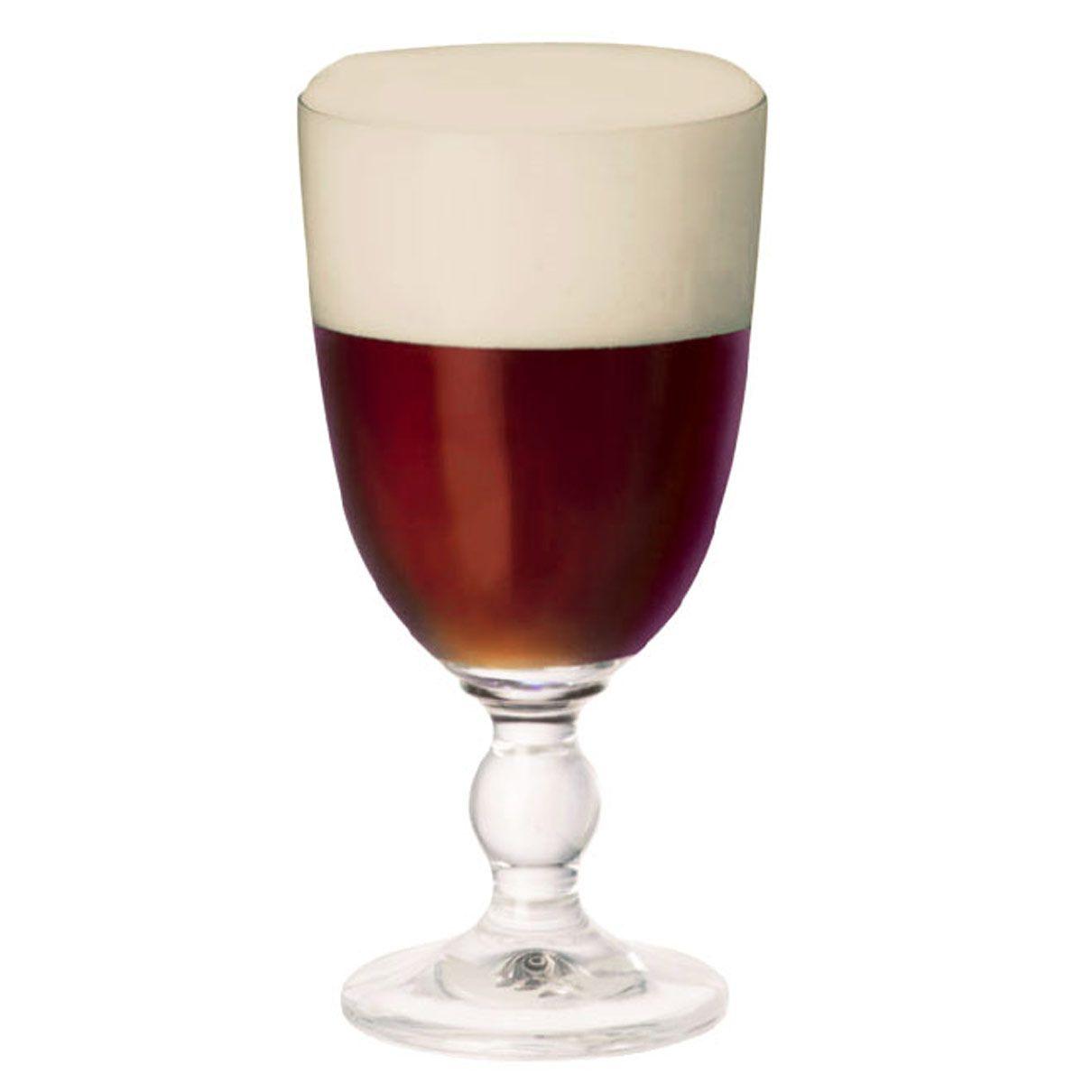 Taça de Cerveja Cristal Globet Carolus 365ml