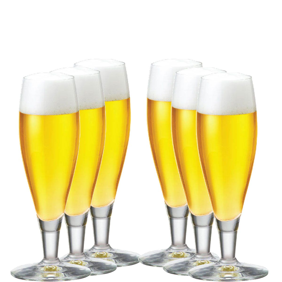 Taça de Cerveja Mini Alsdorf de 145ml 6 pcs