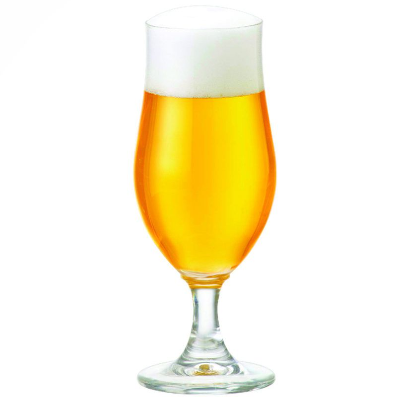 Taça de Cerveja Cristal Nevada P de 325ml