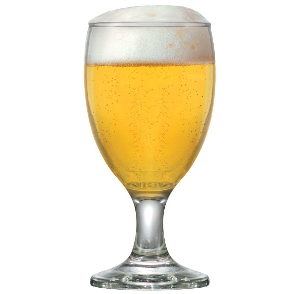 Taça de Cerveja Vidro Tulipa Roma P 310ml
