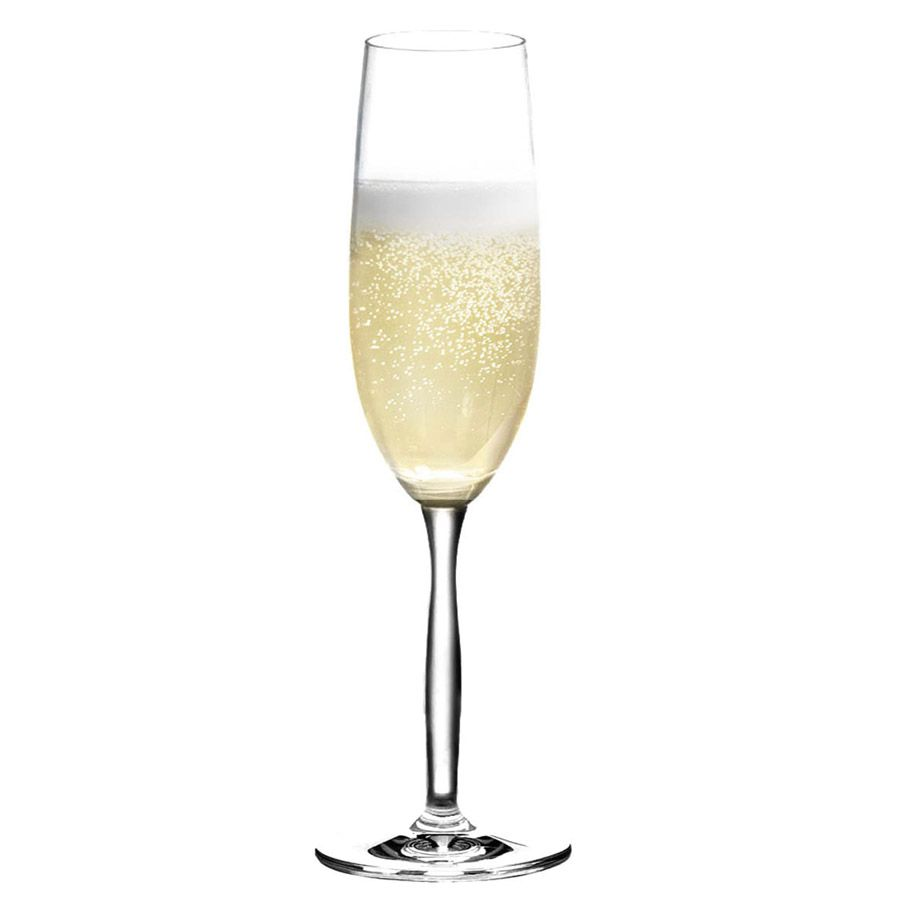 Taça de Champanhe de Cristal Ritz 195ml