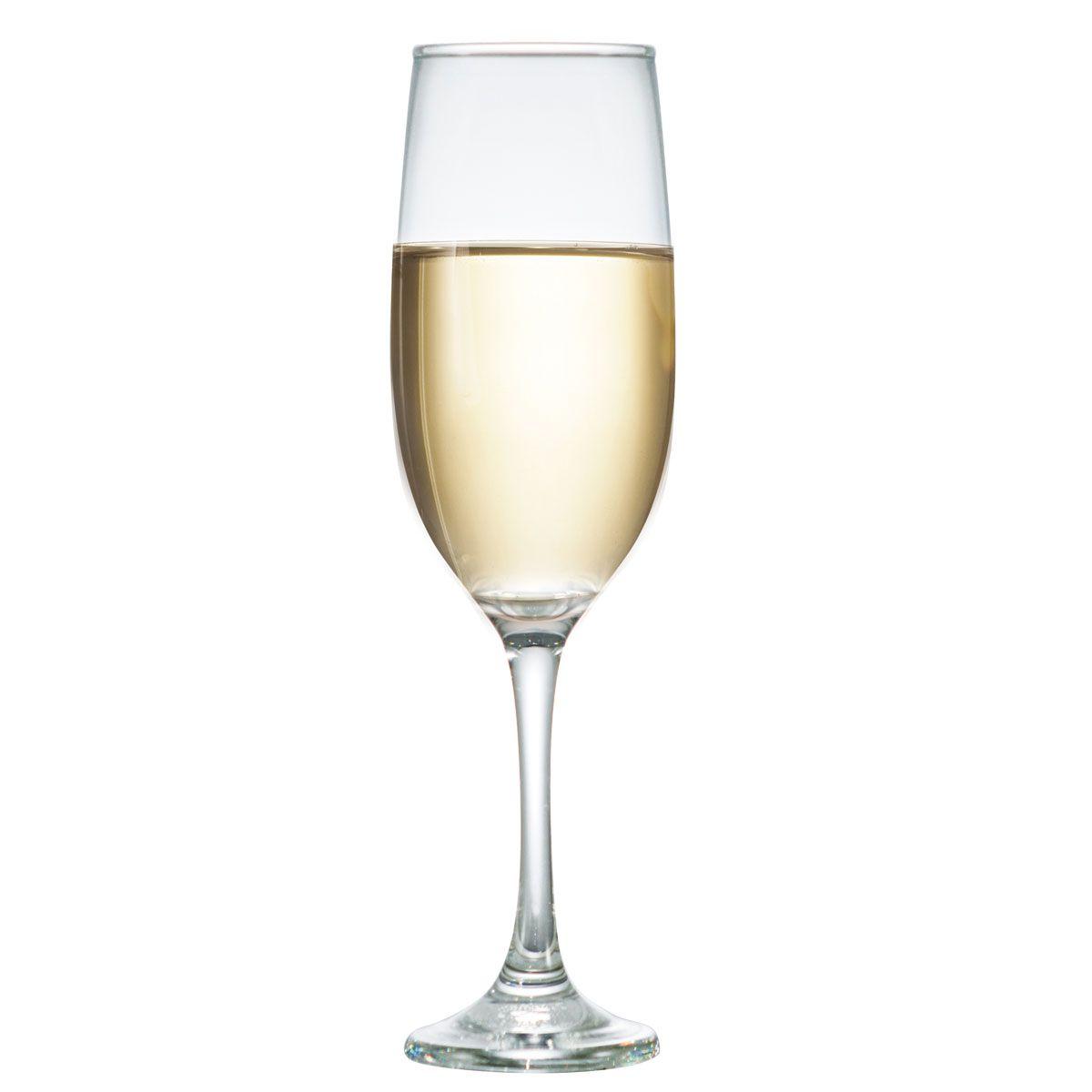 Taça de Champanhe de Vidro One 200ml