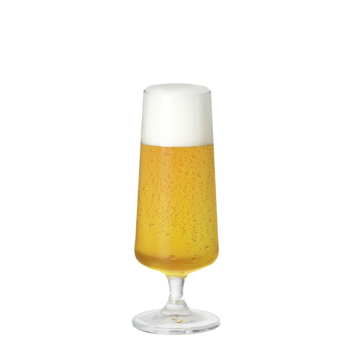 Taça de Cristal para Cerveja Mini Leed 185ml