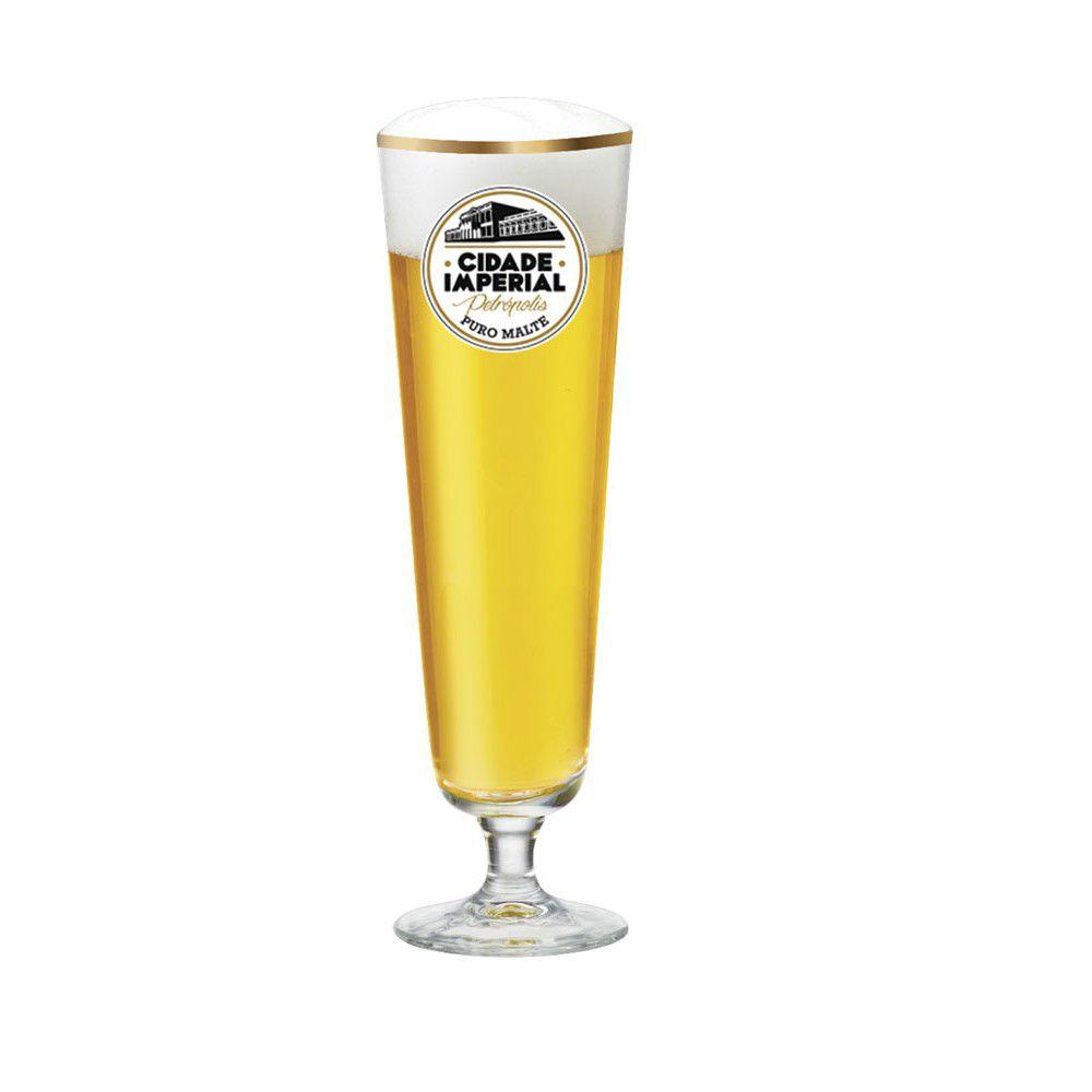 Taça de Vidro para Cerveja Prestige P 325ml Cidade Imperial