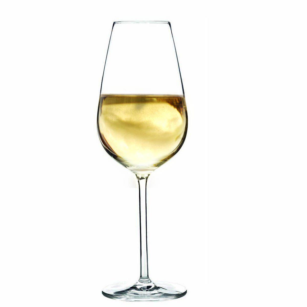 Taça de Vinho Branco Aspergo de Cristal 370ml