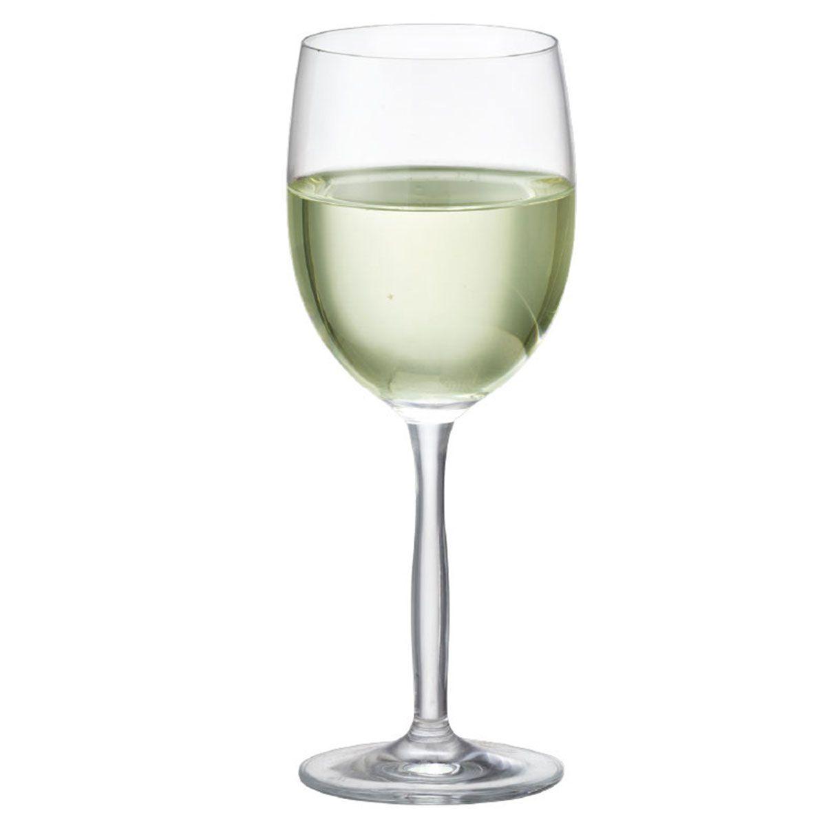 Taça de Vinho Branco Ritz de Cristal
