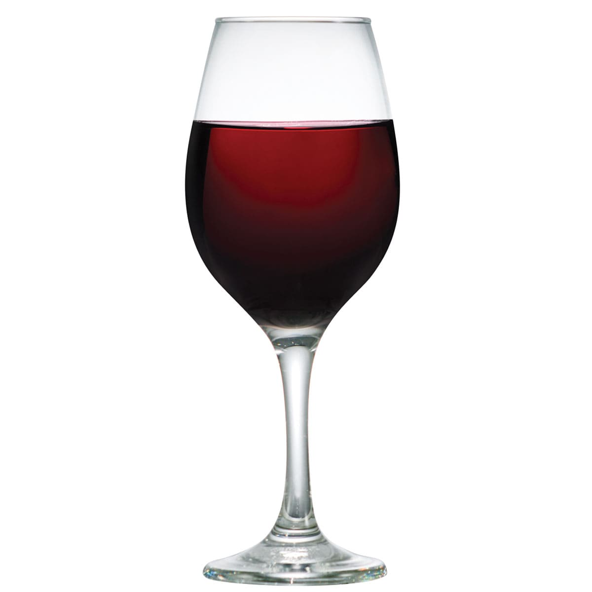 Taça de Vinho Tinto Vidro 385ml