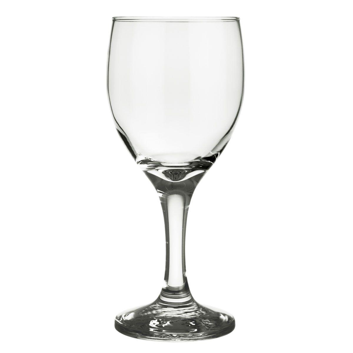 Taça de Vinho Branco Vidro América 250ml