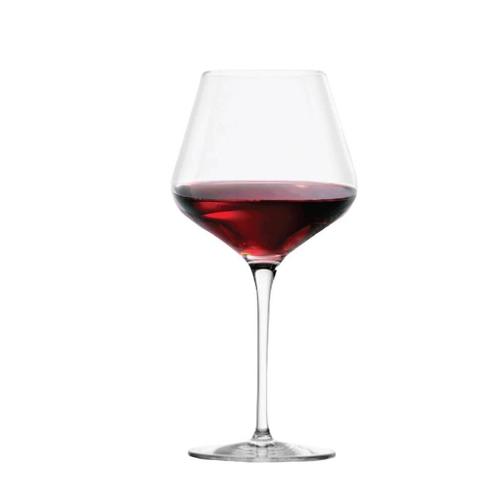 Taça de Vinho Tinto Cristal Passion Burgunder 640ml Kit c/ 06