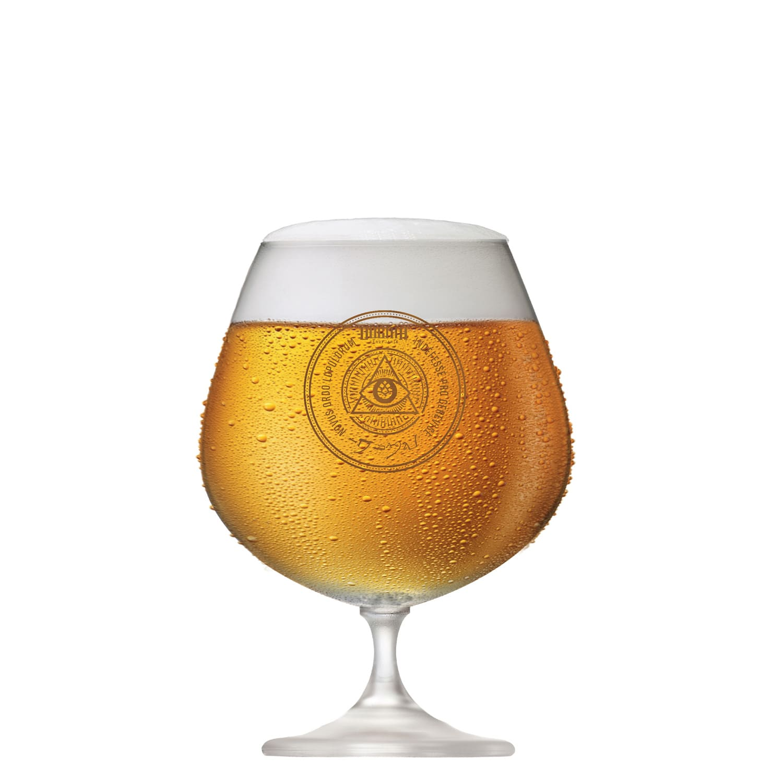 Taça DOGMA de Cerveja 740ml Cristal