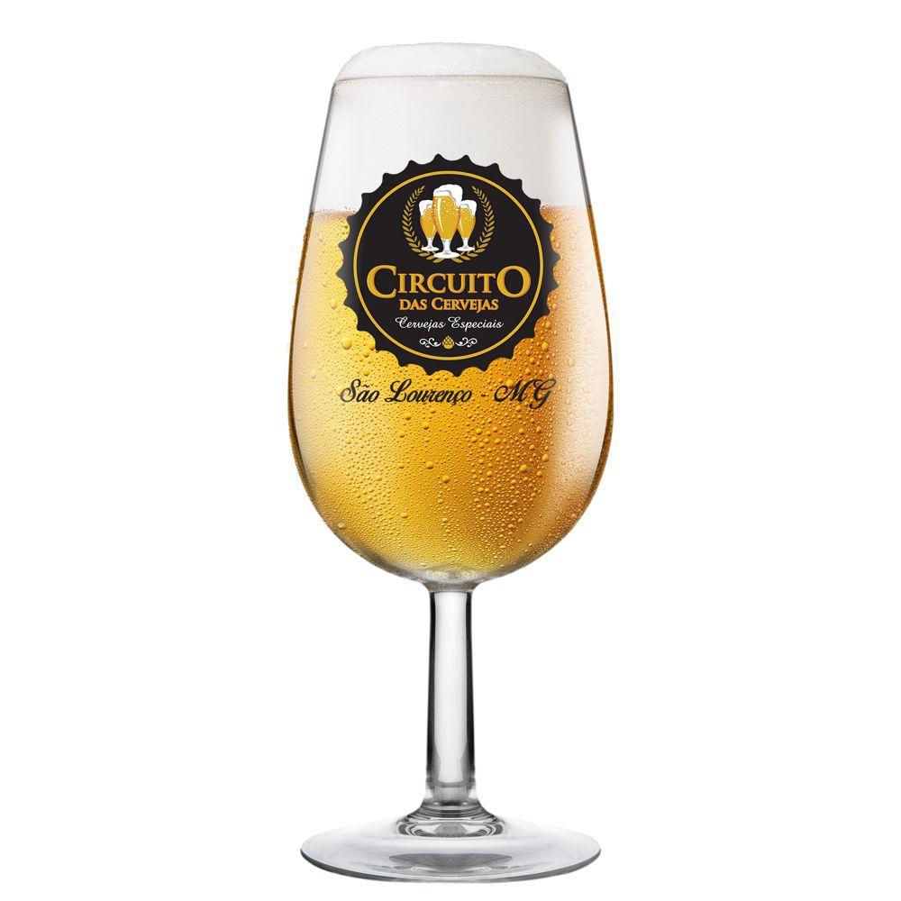 Taça de cerveja Iso Circuito das Cervejas 230ml