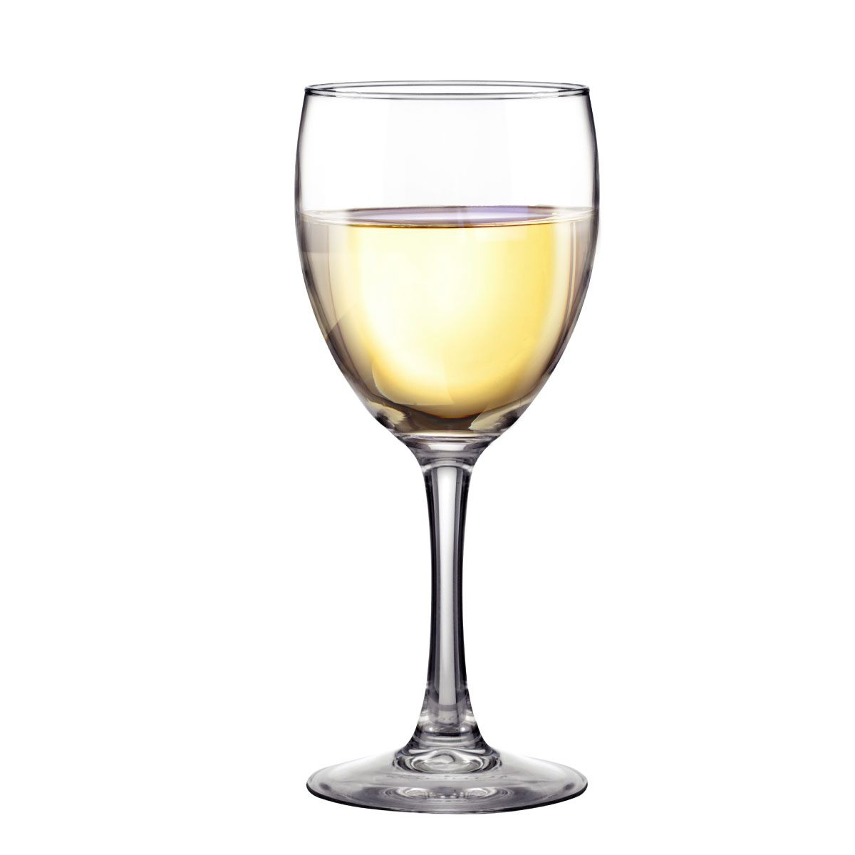 Taça Vinho Branco - Bourbon M 310ml Vidro Temperado