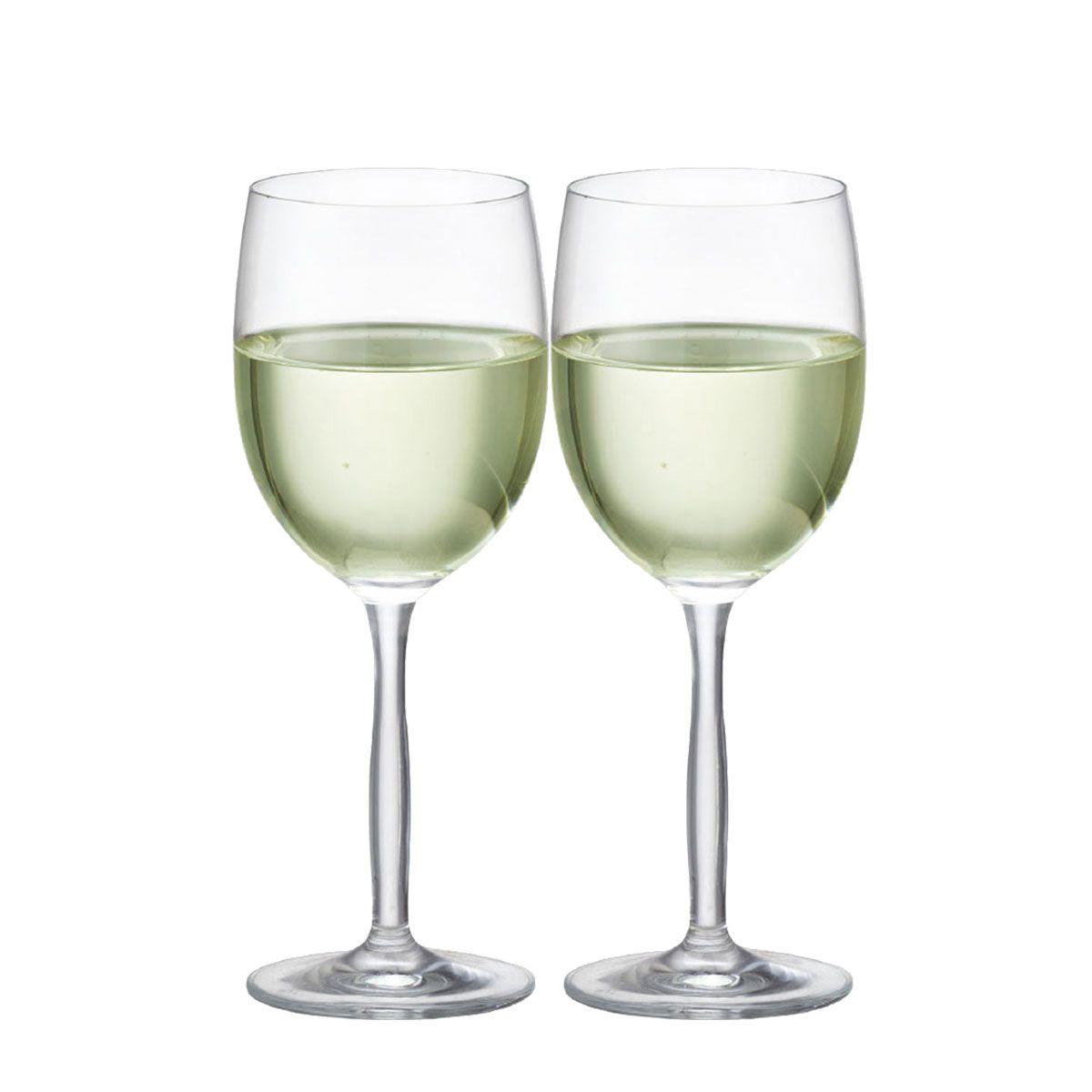 Taça Vinho - Branco Ritz De 335ml C/ 2 Unid