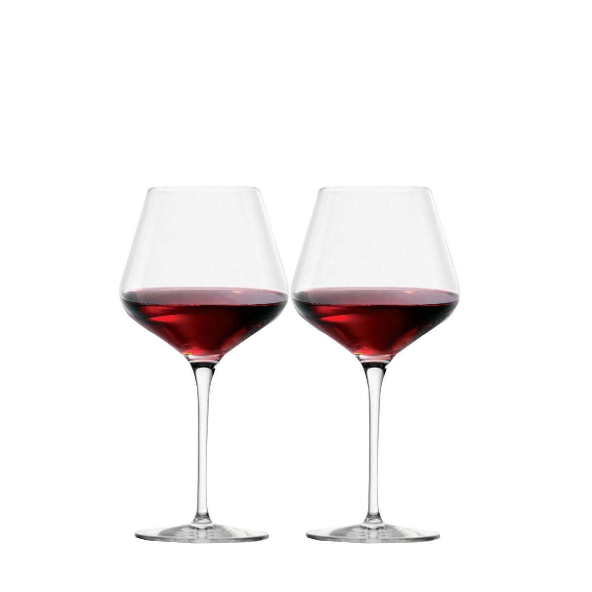 Taça Vinho Tinto - Passion Burgunder 640ml C/ 2 Unid