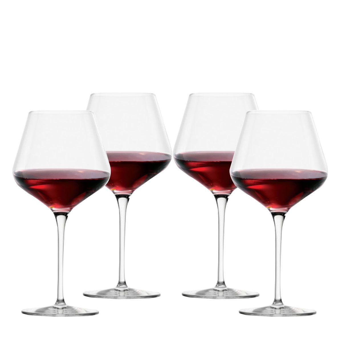 Taça Vinho Tinto - Passion Burgunder 640ml C/ 4 Unid