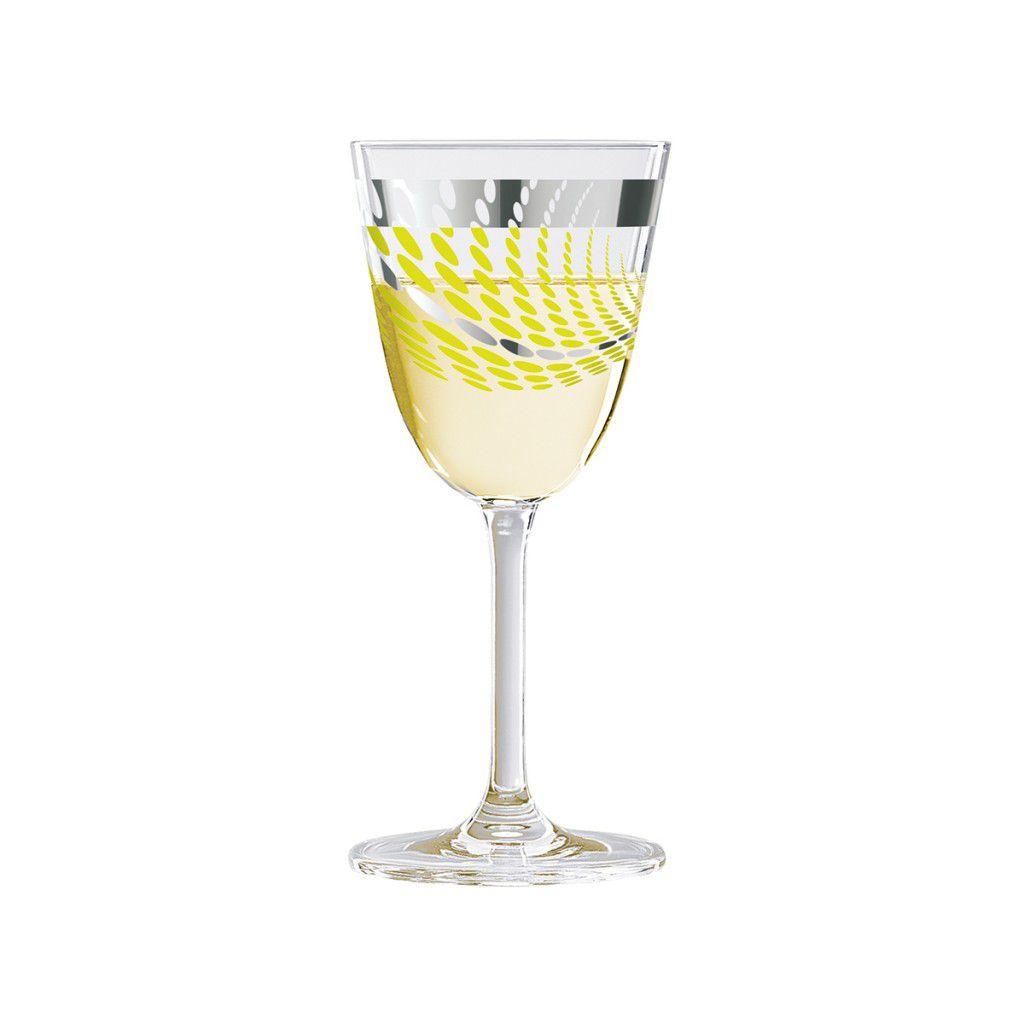 Taça de Vinho Branco Cristal Ritzenhoff Whitewine Melanie Wullner 2012 200ml