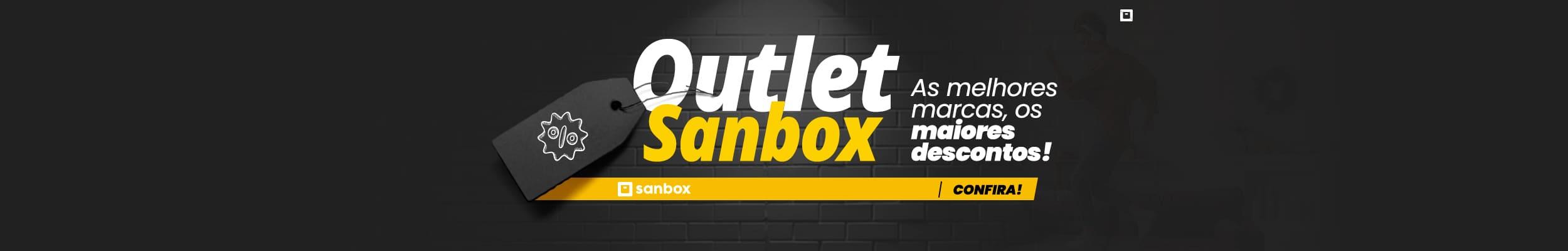 Outlet Sanbox