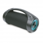Alto Falante Portátil Potente Bluetooth LED Multilaser Super Bazooka 2 SP601-220W RMS
