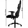 Cadeira Gamer Escritório ThunderX3 EC3 Ergonômica Reclinável 180°
