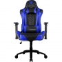 Cadeira Gamer Escritório ThunderX3 TGC12 Giratória Azul