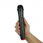 Caixa Amplificada Potente Sanbox SB900 - 900w Reforço de graves Bateria