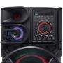 Caixa de som Amplificada Amvox ACA 1005 Titan 01 Microfone