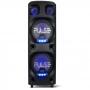 Caixa de Som Amplificada Pulse 2200W - SP500 Potente Bluetooth com Microfone