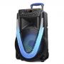 Caixa de Som Amplificada Sunny II 800W SP396 Bluetooth Potente Portátil