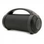 Caixinha de Som Portátil USB LED TWS Potente Multilaser Bazooka Bluetooth SP600-70W RMS