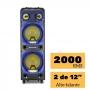 Caixa de Som Amplificada Multilaser SP 343 - Outlet