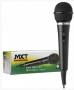 Microfone Dinâmico com fio 03 metros