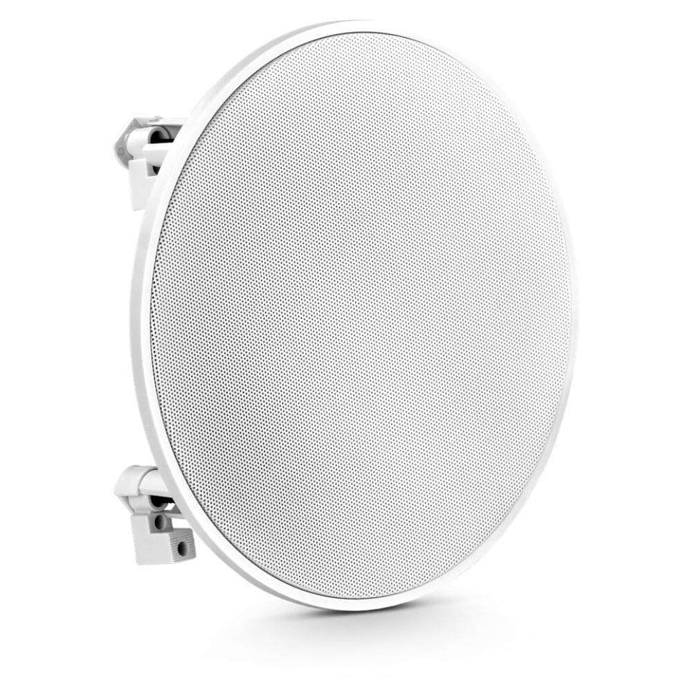 Arandela 6FR 40 Redonda c/ Trafo Branco - Frahm