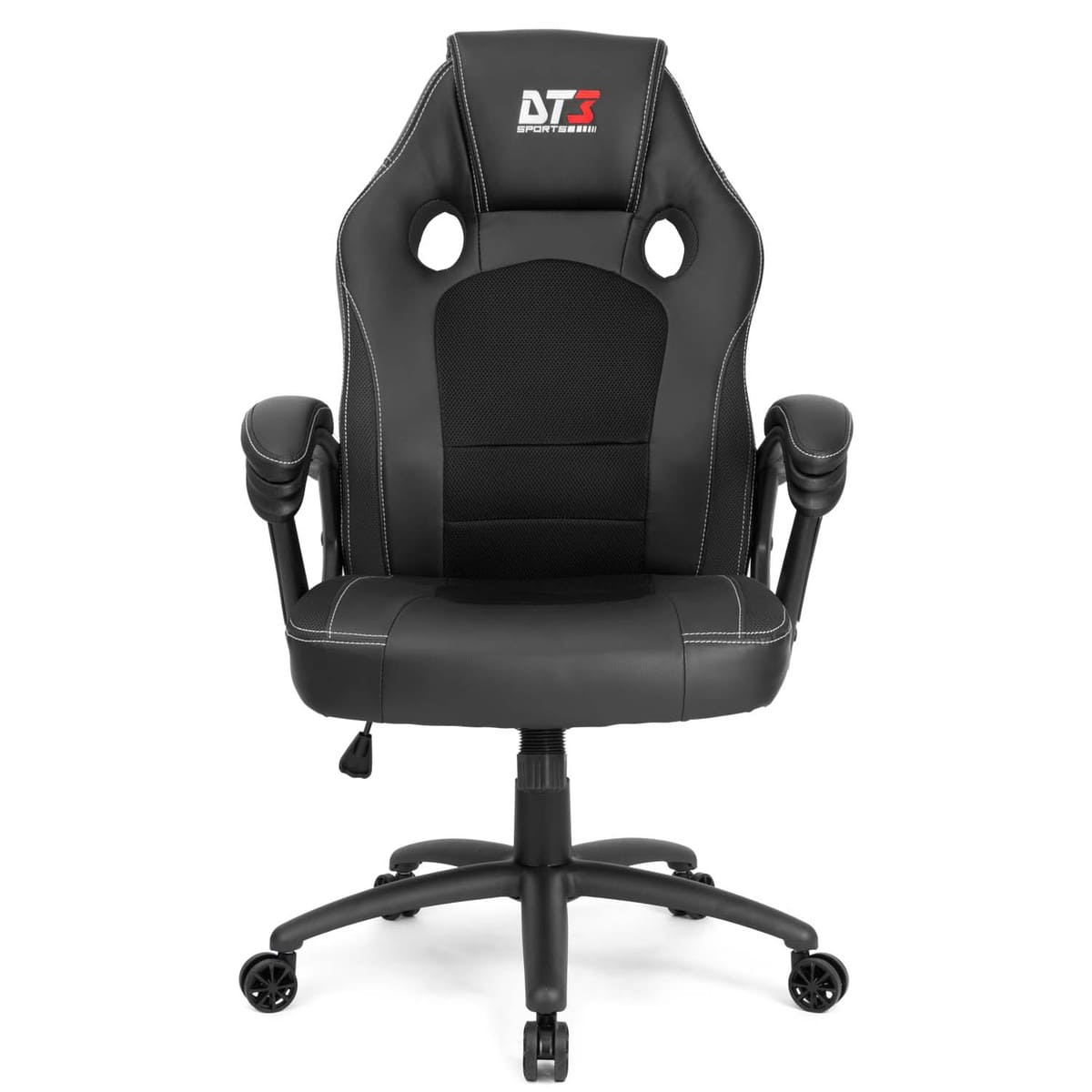 Cadeira de escritório Gamer DT3sports GT black Ergonômica