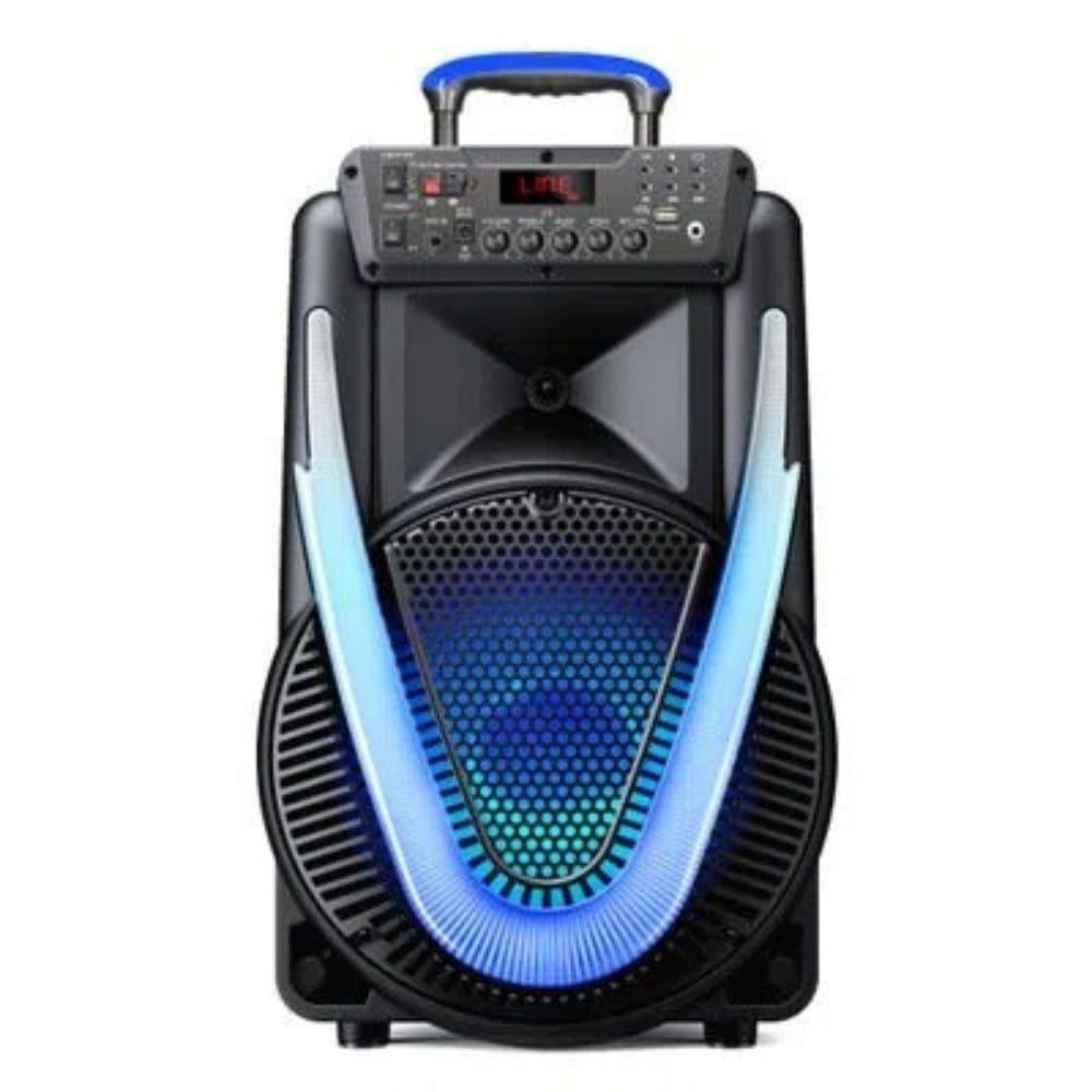 Caixa Amplificada Multilaser Sunny II - 500w com SP395