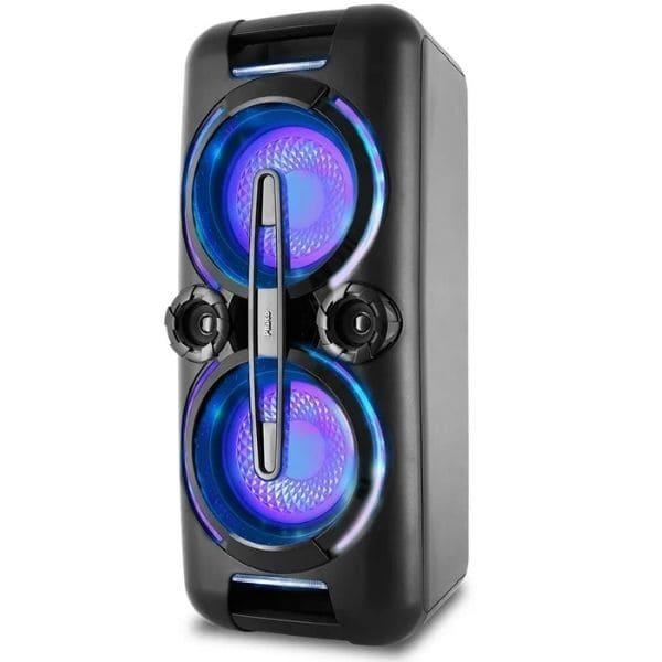 Caixa Amplificada Philco PCX 8000 - 500w Bluetooth USB Auxiliar P10