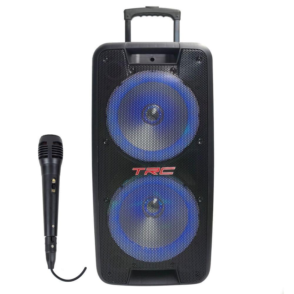 Caixa de Som Acustica TRC 5578 Bluetooth - 780w RMS Potente